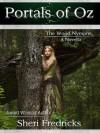Portals of Oz (A Wood Nymphs Erotic Novella) - Sheri Fredricks