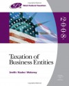West Federal Taxation 2008: Taxation of Business Entities (with RIA Checkpoint Student Edition Online Database 2008 Printed Access Card, TurboTax Business and TurboTax Premier CD) - James E. Smith, William A. Raabe, David M. Maloney