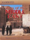 Atlas of the Middle East and Northern Africa - Hammond World Atlas Corporation