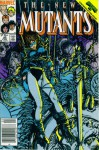 The New Mutants #36 : Subway to Salvation (Secret Wars II - Marvel Comics) - Chris Claremont, Mary Wilshire, Bill Sienkiewicz