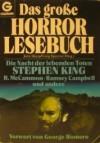 Das große Horror Lesebuch: Die Nacht der lebenden Toten - John Skipp, Craig Spector
