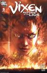 Vixen: Return of the Lion (2008-) #5 - Gwendolyn Wilson, CAFU