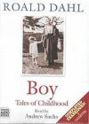 Boy: Tales of Childhood - Andrew Sachs, Roald Dahl