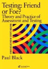 Testing: Friend or Foe?: Theory and Practice of Assessment and Testing (Master Classes in Education) - Paul Black