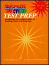 Spectrum Test Prep: Book 8 : Test Preparation for Reading, Language, Math (McGraw-Hill Learning Materials Spectrum) - Dale Foreman, Jerome D. Kaplan
