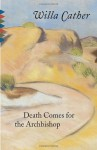 Death Comes For The Archbishop (Easy Read Comfort Edition) - Willa Cather