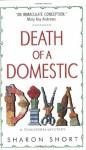 Death of a Domestic Diva - Sharon Short