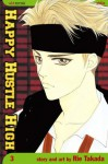 Happy Hustle High, Volume 3 - Rie Takada