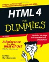 HTML 4 for Dummies - Ed Tittel