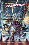 Justice League, Vol. 2: The Villain's Journey - Geoff Johns