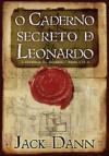O Caderno Secreto de Leonardo - Volume 1: A Catedral da Memória (Capa Mole) - Jack Dann, David Soares