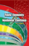 Finite Elements of Nonlinear Continua - J. Tinsley Oden