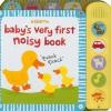 Usborne Baby's Very First Noisy Book - Stella Baggott
