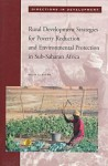 Rural Development Strategies for Poverty Reduction and Environmental Protection in Sub-Saharan Africa - Kevin M. Cleaver