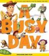 A Busy Day - Lara Bergen, Walt Disney Company