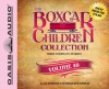 The Boxcar Children Collection Volume 40: The Spy Game, The Dog-Gone Mystery, The Vampire Mystery - Gertrude Chandler Warner, Tim Gregory, Aimee Lilly
