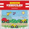 Hidden Images: Vehicles: The Ultimate Coloring Experience - Roger Burrows