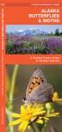 Alaska Butterflies & Moths: A Folding Pocket Guide to Familiar Species - James Kavanagh, Raymond Leung