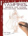 How to Draw Vampires - Mark Bergin
