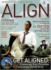 Align: The Complete New Testament for Men (Biblezines) - Thomas Nelson Publishers