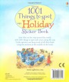 1001 Things to Spot on Holiday Sticker Book (1001 Things to Spot Sticker Books) - Hazel Maskell, Teri Gower