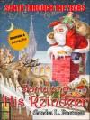 Santa and HIs Reindeer (Santa Through the Years #4) - Sandra L. Portman