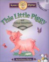 This Little Piggy: And Other Favorites with CD (Audio) (Meet Mother Goose Puffy) - Jan Smith