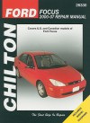 Ford Focus: 2000 through 2007 - Jay Storer