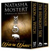 Writ in Water: Three Novels of Supense. Special Box Set - Natasha Mostert
