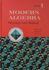 Modern Algebra - Structure and Method: Book One - Mary P. Dolciani, Simon L. Berman, Julius Freilich, Jr. Albert E. Meder