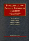 Lind, Schwarz, Lathrope and Rosenberg's Fundamentals of Business Enterprise Taxation (2nd Edition; University Casebook Series) (University Casebook Series) - Stephen Schwarz, Daniel J. Lathrope, Joshua D. Rosenberg