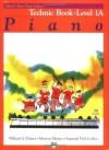 Alfred's Basic Piano Library: Technique Level 1A - Willard Palmer, Morton Manus, Lethco