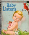 Baby Listens - Esther Burns Wilkin, Golden Press