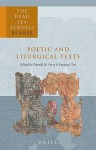 The Dead Sea Scrolls Reader,Vol. 5: Poetic and Liturgical Texts - Emanuel Tov, Donald W. Parry