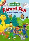 Sesame Street Forest Fun Sticker Activity Book - Sesame Street