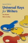 Universal Keys for Writers with 2009 MLA Update Card - Ann Raimes, Maria Jerskey