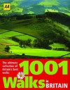 1001 Walks in Britain - Automobile Association of Great Britain, A.A. Publishing