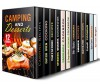 Camping and Desserts Box Set (12 in 1): Best Camp and Dessert Recipes that Your Family Will Love (Foil Packet Cooking) - Megan Beck, Rose Heller, Melissa Hendricks, Jessica Meyers, Elsa Griffin, Lea Bosford, Erica Shaw, Melissa Castro, Alison DiMarco, Sheila Hope