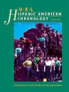 UXL Hispanic American Chronology - Nicholas Kanellos, Sonia G. Benson, Bryan Ryan
