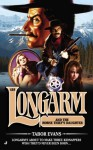 Longarm and the Horse Thief's Daughter - Tabor Evans