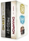 Legend Trilogy Boxed Set - Marie Lu