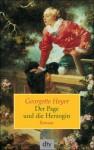 Der Page Und Die Herzogin. Roman - Georgette Heyer