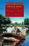 Three Men In A Boat (Puffin Classics) - Jerome K. Jerome