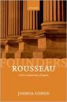 Rousseau: A Free Community of Equals - Joshua Cohen