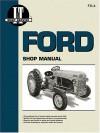 Ford Shop Manual Series 2N, 8N, 9N/Fo-4 - Intertec