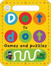Dot to Dot Games and Puzzles - Roger Priddy