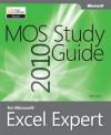 MOS 2010 Study Guide for Microsoft Excel Expert - John Pierce