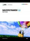 SAS/Spectraview 9.1 User's Guide - SAS Institute, SAS Institute