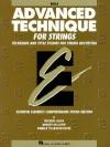 Advanced Technique for Strings (Essential Elements Series): Viola - Robert Gillespie, Pamela Hayes