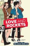 FCBD 2016: Love & Rockets Sampler (Love & Rockets Library) - Gilbert Hernandez, Jaime Hernandez, Gilbert Hernandez, Jaime Hernandez